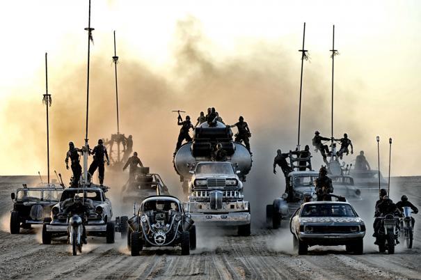 Безумный Макс Дорога ярости (Mad Max Fury Road) новые кадры 10