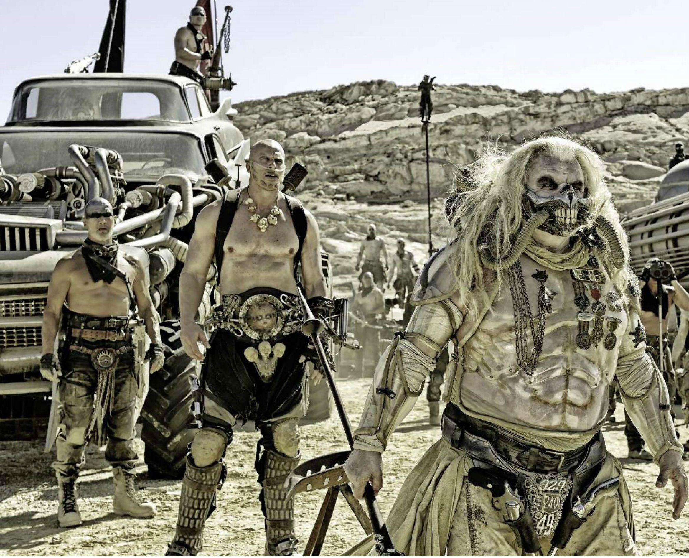 Безумный Макс Дорога ярости (Mad Max Fury Road) новые кадры 2