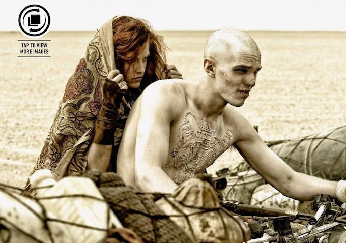 Безумный Макс Дорога ярости (Mad Max Fury Road) новые кадры 5