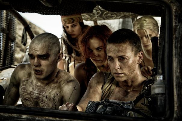Безумный Макс Дорога ярости (Mad Max Fury Road) новые кадры 7