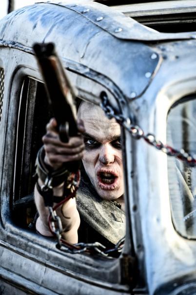 Безумный Макс Дорога ярости (Mad Max Fury Road) новые кадры 8