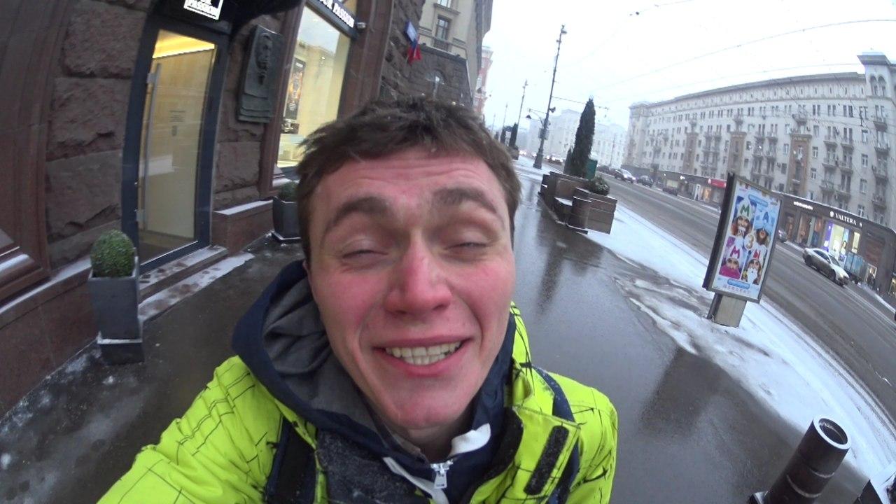 Бродяга Фишай - Ки№1 - Новый год в Москве фото