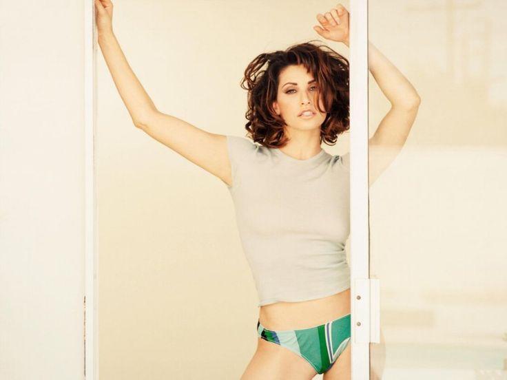 Джина Гершон фото белье  Gina Gershon photo underwear