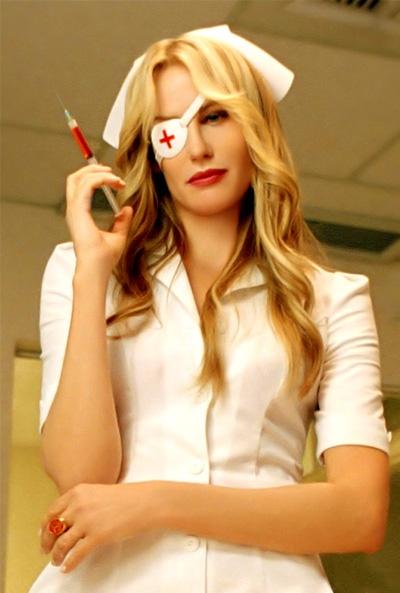 Дэрил Ханна фото Убить Билла медсестра  Daryl Hannah photo Kill Bill vol. 1