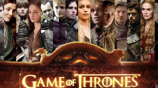 Игры престолов 5 сезон трейлер