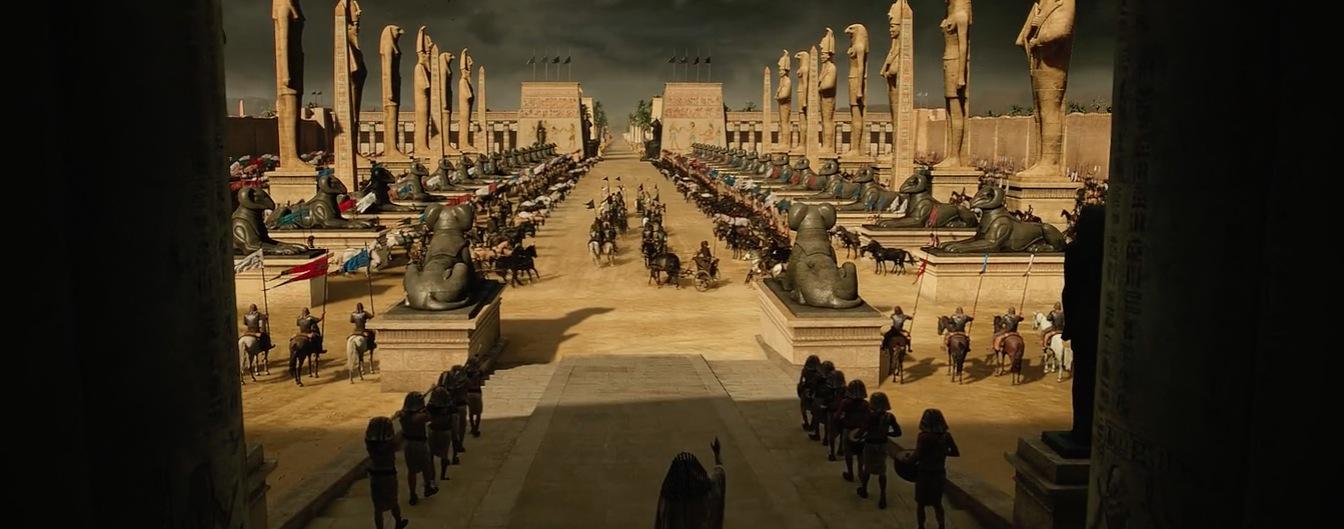 Исход Цари и боги (Exodus Gods and Kings) рецензия