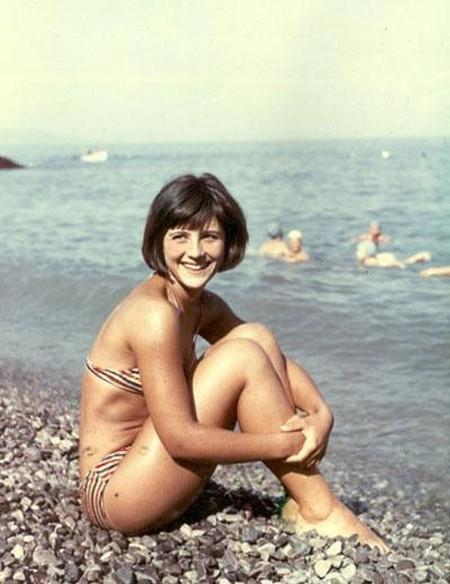 Наталья Варлей фото купальник