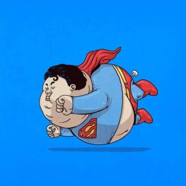 Толстые супергерои Алекса Солиса