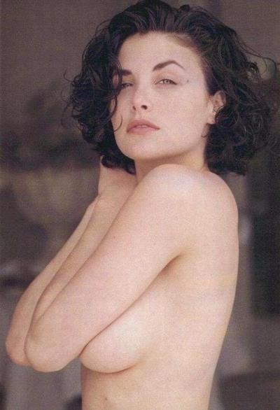 Шерилин Фенн фото грудь Плэйбой Sherilyn Fenn photo breast Playboy
