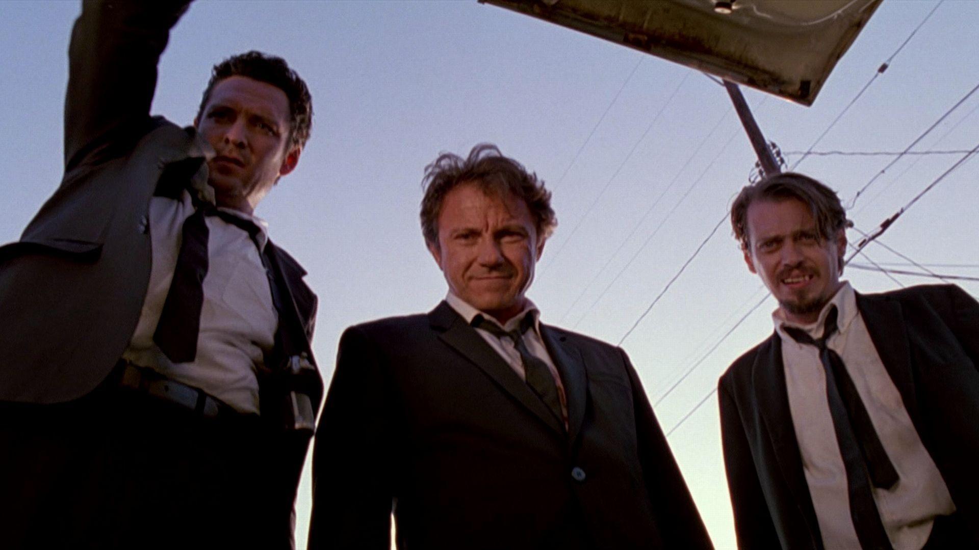 Top 250 фильмов IMDb Бешеные псы (Reservoir Dogs) (1992)