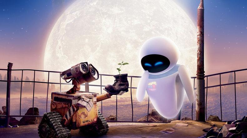 Top 250 фильмов IMDb ВАЛЛ-И (WALL·E) (2008)