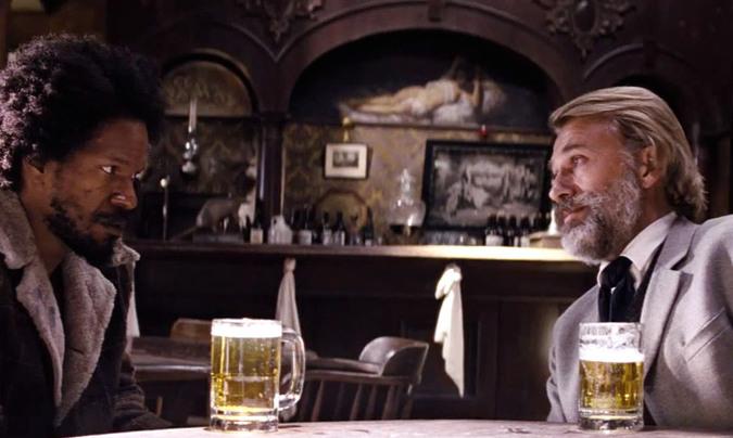 Top 250 фильмов IMDb Джанго освобождённый (Django Unchained) (2012)