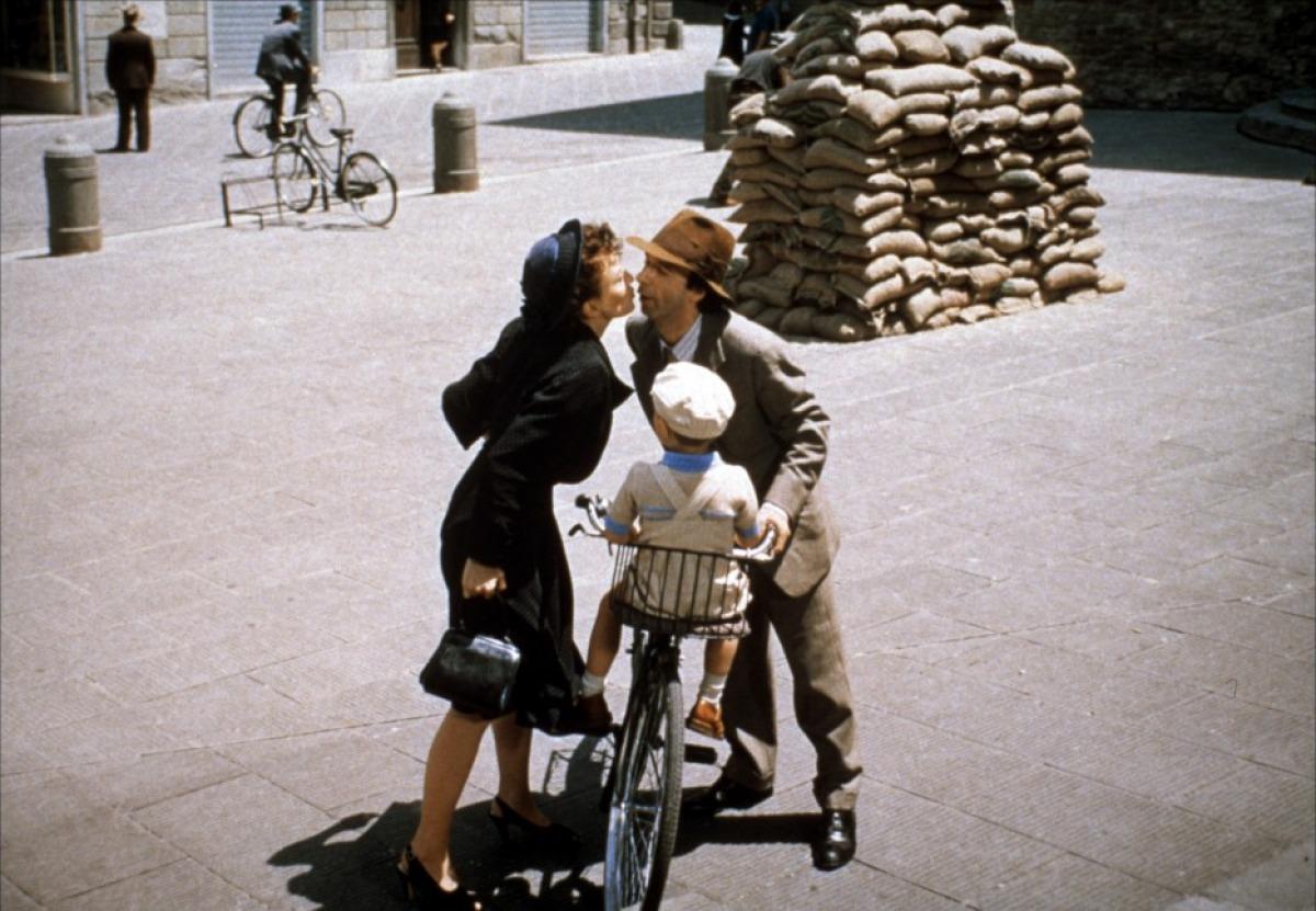 Top 250 фильмов IMDb Жизнь прекрасна (La vita è bella) (1997)