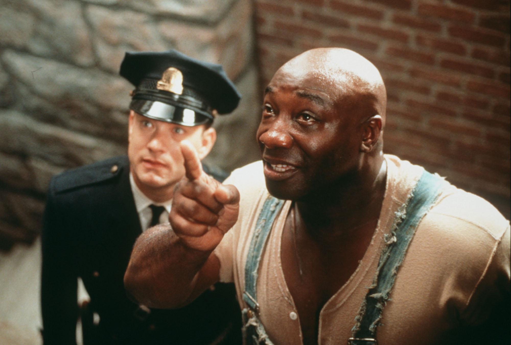 Top 250 фильмов IMDb Зелёная миля (The Green Mile) (1999)