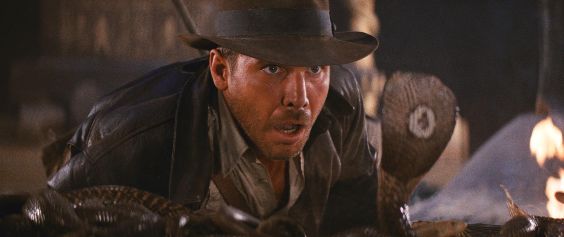Top 250 фильмов IMDb Индиана Джонс В поисках утраченного ковчега (Raiders of the Lost Ark) (1981)