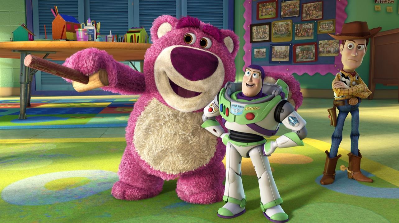 История игрушек: Большой побег (Toy Story 3) (2010)