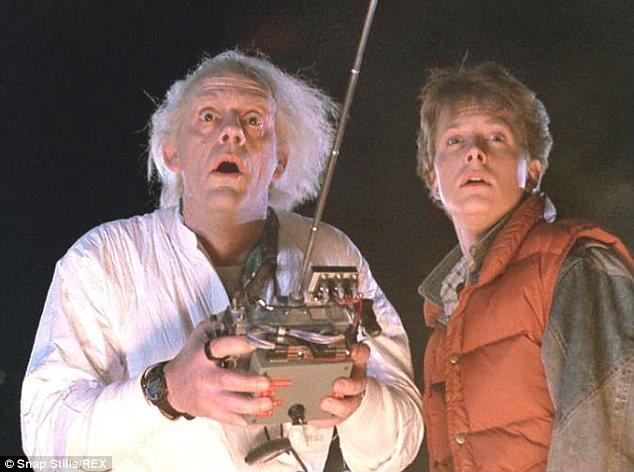 Top 250 фильмов IMDb Назад в будущее (Back to the Future) (1985)