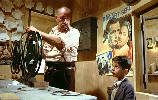 Top 250 фильмов IMDb Новый кинотеатр Парадизо (Nuovo Cinema Paradiso) (1988)