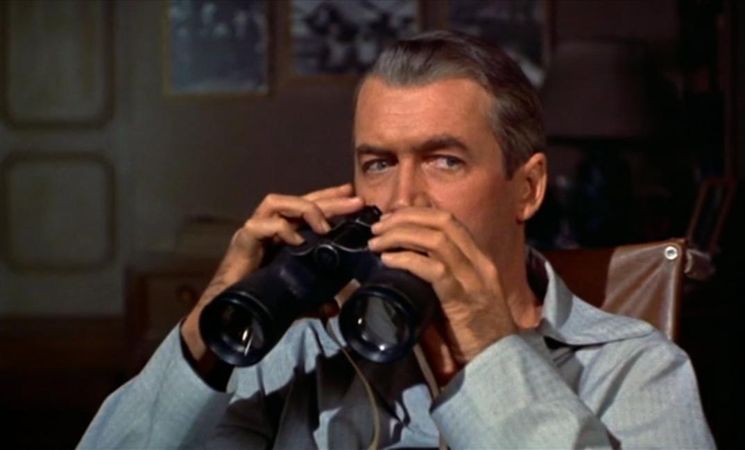 Top 250 фильмов IMDb Окно во двор (Rear Window) (1954)