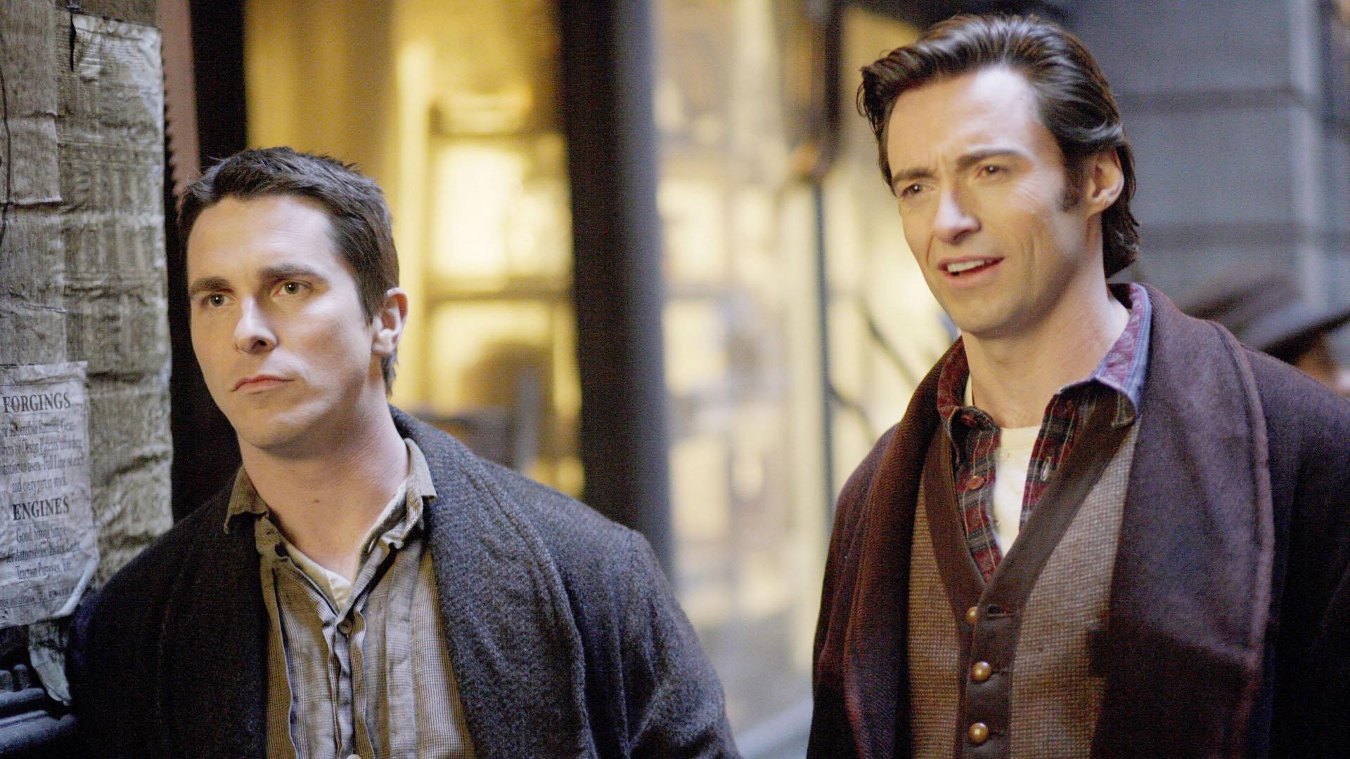 Top 250 фильмов IMDb Престиж (The Prestige) (2006)