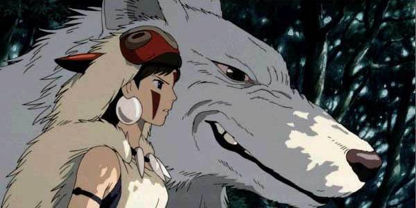 Top 250 фильмов IMDb Принцесса Мононокэ (Mononoke-hime) (1997)