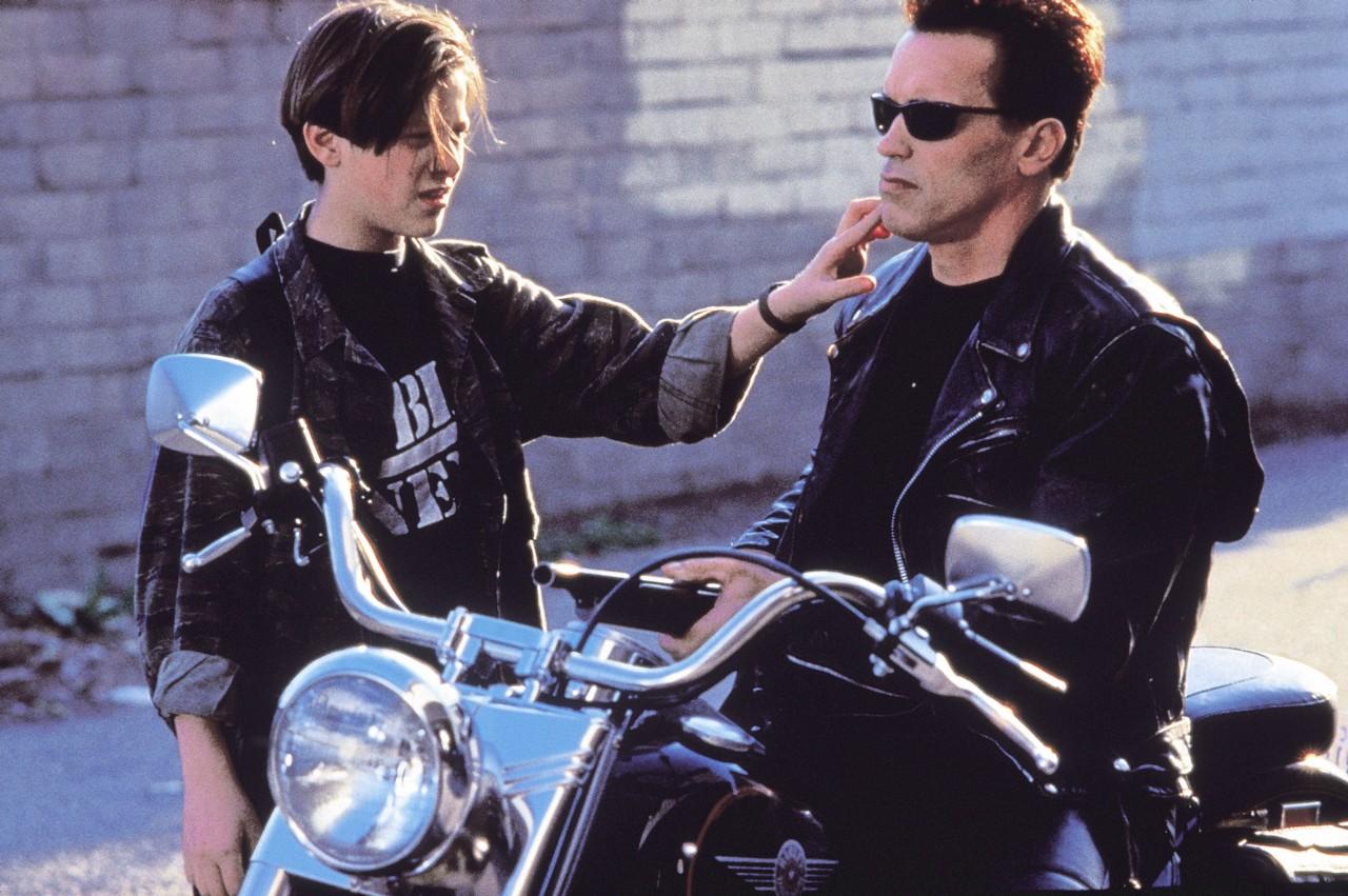 Top 250 фильмов IMDb Терминатор 2 Судный день (Terminator 2 Judgment Day) (1991)