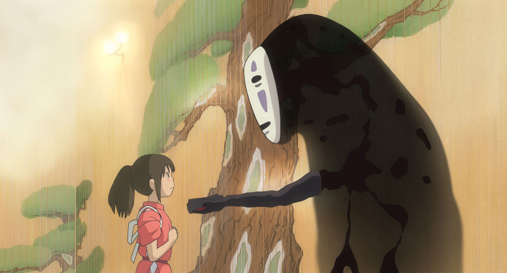 Top 250 фильмов IMDb Унесённые призраками (Sen to Chihiro no Kamikakushi) (2001)