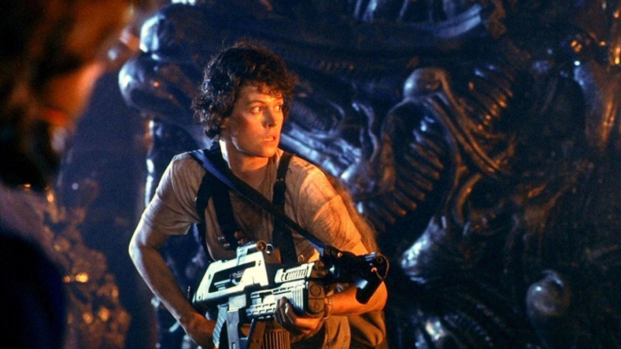 Top 250 фильмов IMDb Чужиe (Aliens) (1986)