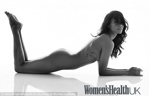 Зои Салдана фото голая Zoe Saldana photo nude