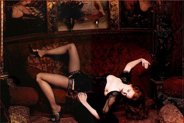 Николь Кидман фото белье Nicole Kidman photo lingerie