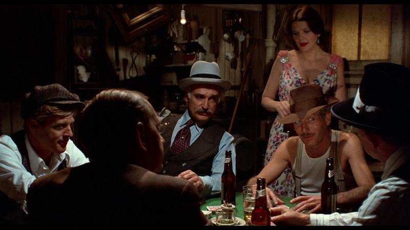 Top 250 фильмов IMDb Афера (The Sting) (1973)