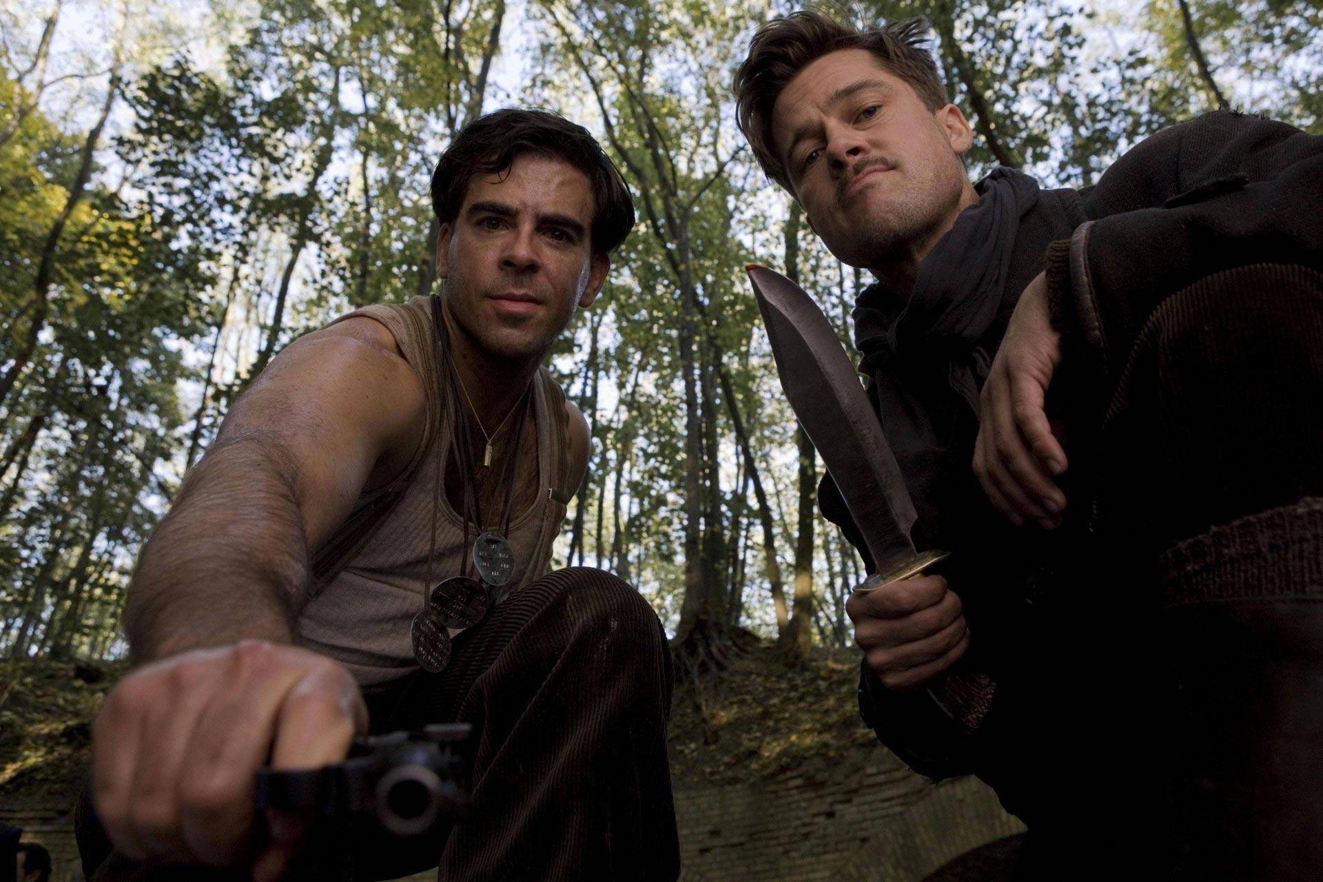 Top 250 фильмов IMDb Бесславные ублюдки (Inglourious Basterds) (2009)