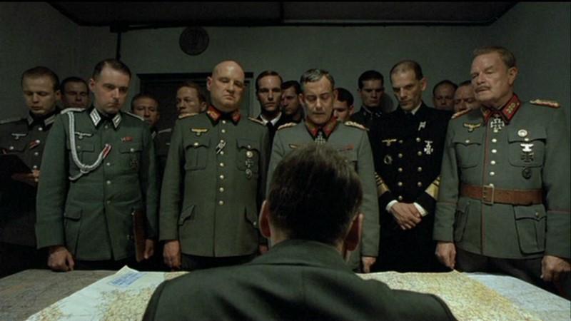 Top 250 фильмов IMDb Бункер (Der Untergang) (2004)