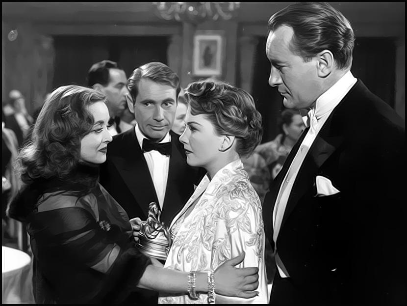 Top 250 фильмов IMDb Всё о Еве (All About Eve) (1950)
