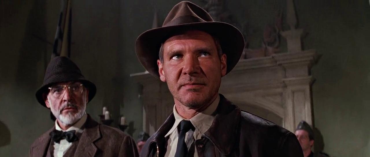 Top 250 фильмов IMDb Индиана Джонс и последний крестовый поход (Indiana Jones and the Last Crusade) (1989)