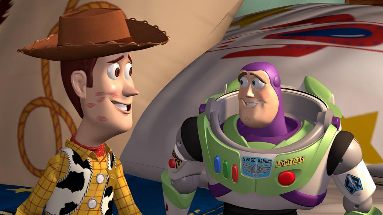 История игрушек (Toy Story) (1995)