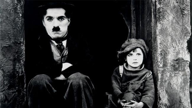 Top 250 фильмов IMDb Малыш (The Kid) (1921)