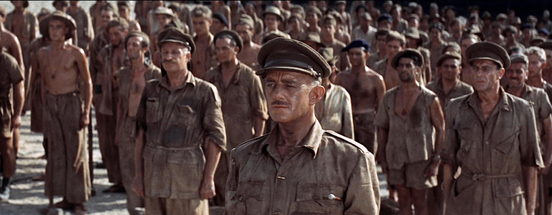 Top 250 фильмов IMDb Мост через реку Квай (The Bridge on the River Kwai) (1957)