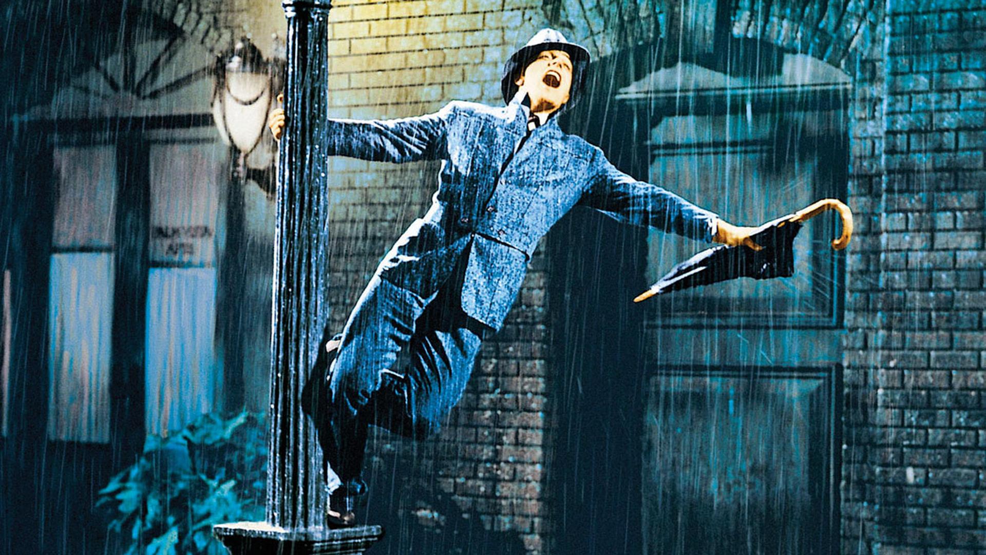 Top 250 фильмов IMDb Поющие под дождём (Singin' in the Rain) (1952)