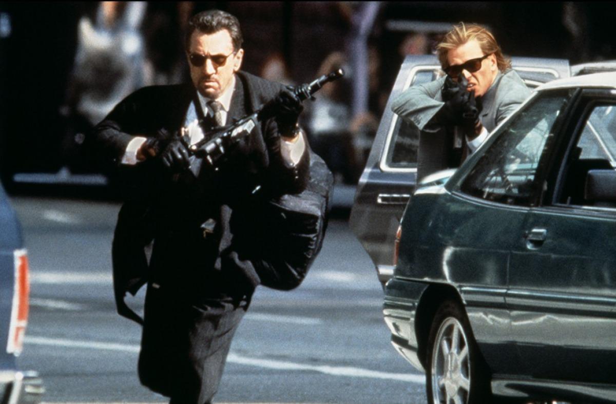 Top 250 фильмов IMDb Схватка (Heat) (1995)