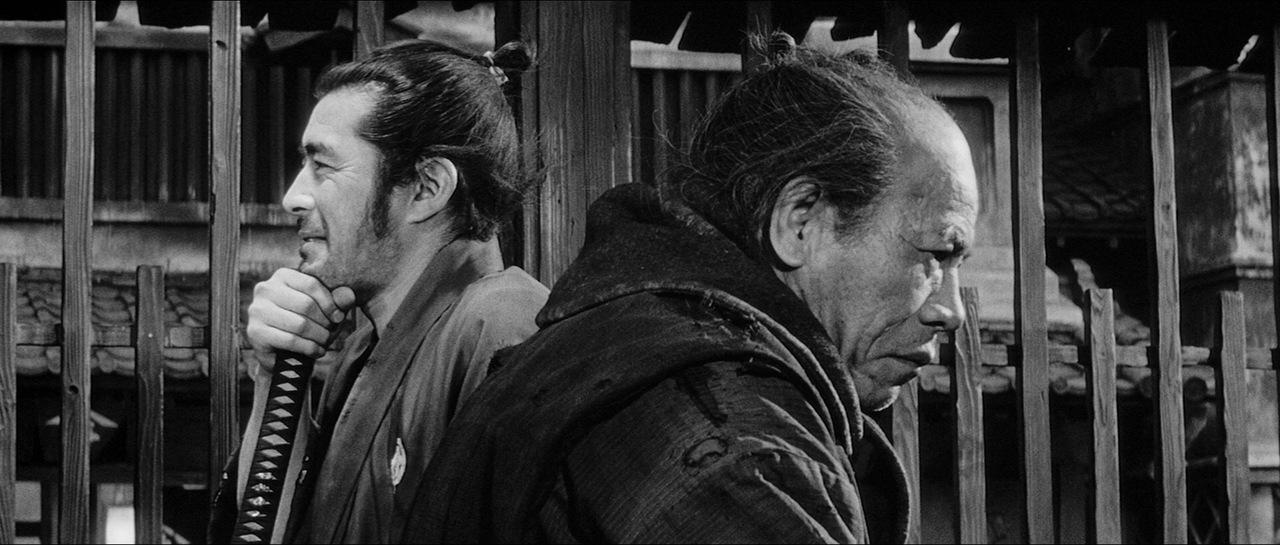 Телохранитель (Yôjinbô) (1961)