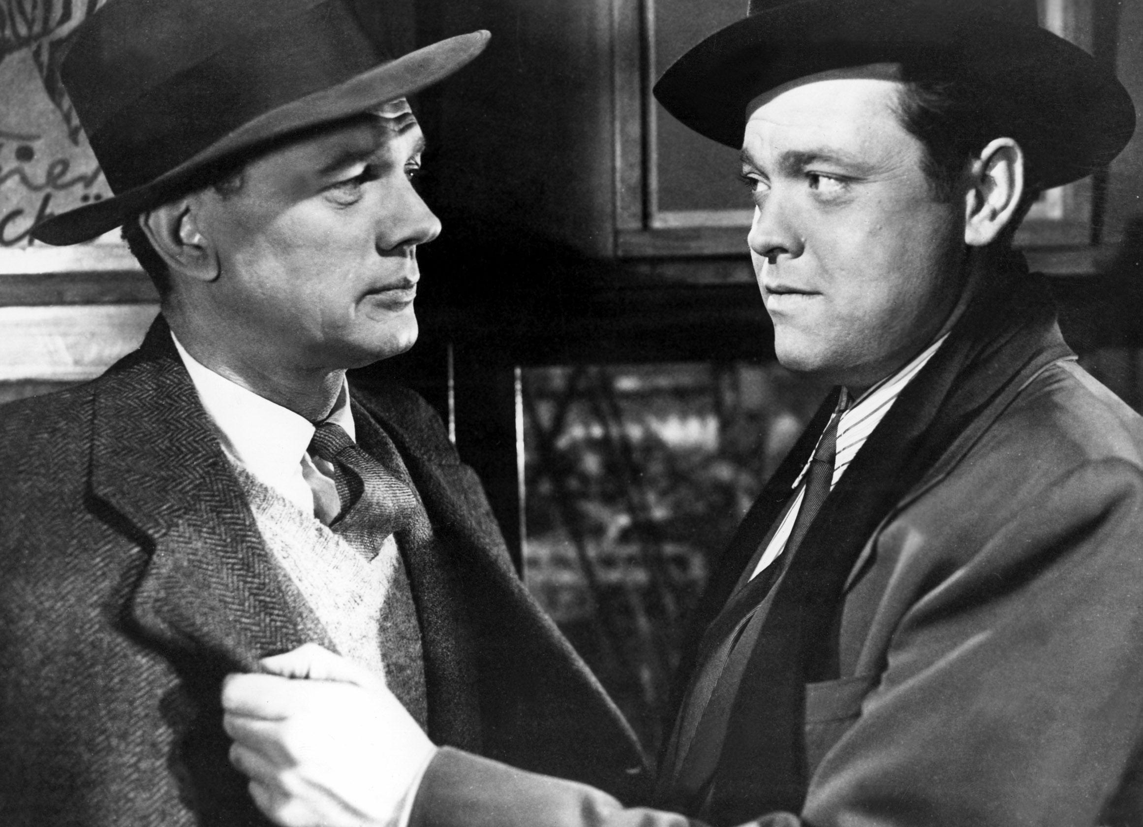 Третий человек (The Third Man) (1949)