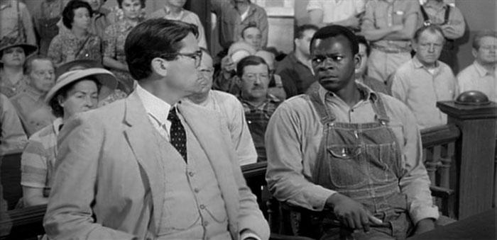 Top 250 фильмов IMDb Убить пересмешника (To Kill a Mockingbird) (1962)