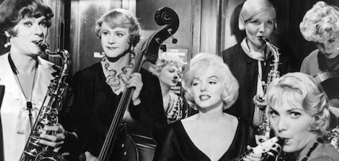 Top 250 фильмов IMDb B джaзе только девушки (Some Like It Hot) (1959)