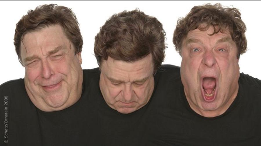 Говард Шатц Actors acting Как играют актеры Эмоции актеров Джон Гудмен