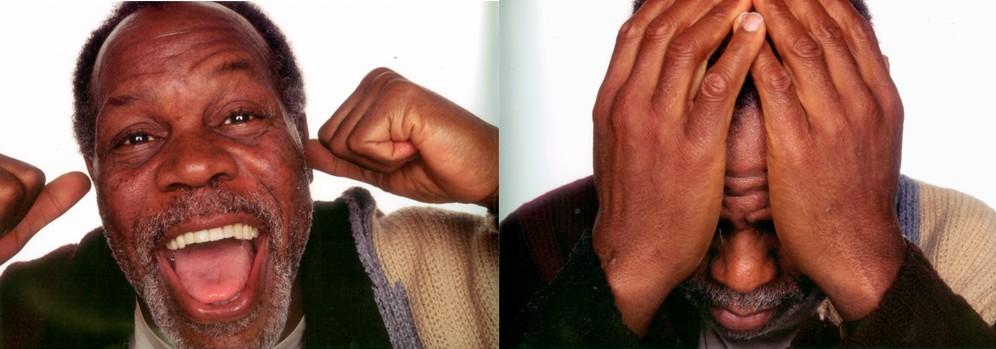 Говард Шатц Actors acting Как играют актеры Эмоции актеров Дэнни Гловер