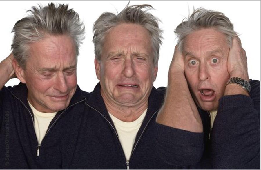 Говард Шатц Actors acting Как играют актеры Эмоции актеров Майкл Дуглас