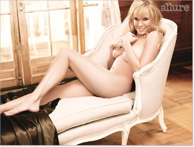 Голые актрисы для журнала Челси Хэндлер Allure Nude actresses for Allure magazine CHELSEA HANDLER