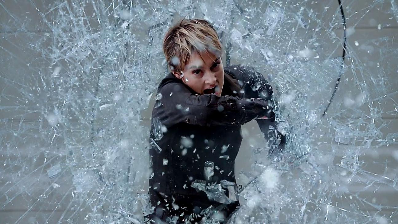 Дивергент, глава 2 Инсургент (Insurgent) рецензия на фильм