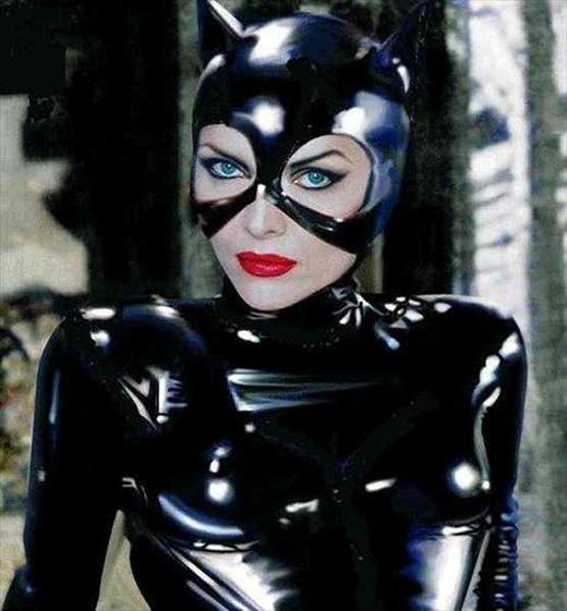 Мишель Пфайффер фото женщина-кошка  Michelle Pfeiffer photo cat-woman